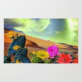 Cactus Land Rug