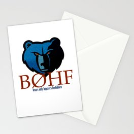 Bears only III Stationery Cards