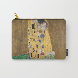 Gustav Klimt The Kiss Carry-All Pouch