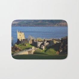 Urquhart Castle - Scotland Bath Mat