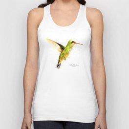 Hummingbird I Unisex Tank Top