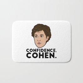Confidence, Cohen Bath Mat