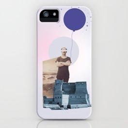 MAN iPhone Case