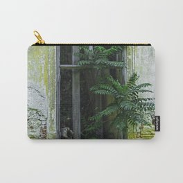 Lostplaces Window in castle Pottendorf Carry-All Pouch