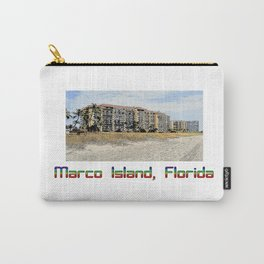 Marco Island, Florida 6 Carry-All Pouch