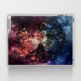 Viking Tree of life Laptop & iPad Skin