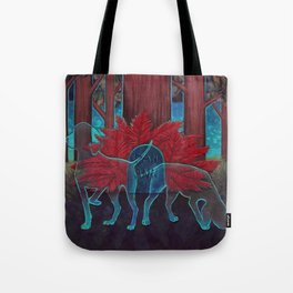 Where the Red Fern Grows Tote Bag