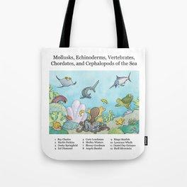 Go Fish! Tote Bag