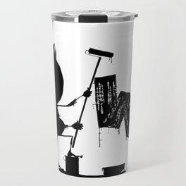 The Letter W Travel Mug