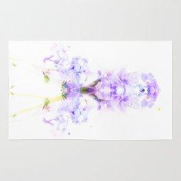 A Kaleidoscope of Flowers Rug