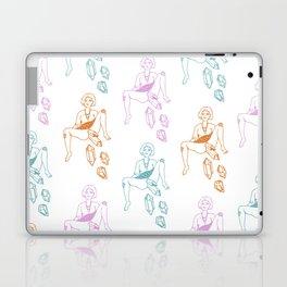 Himalayan Pink Salt - Crystal Vagina Laptop & iPad Skin