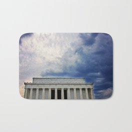 Dramatic Background Bath Mat