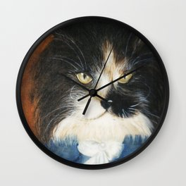 aristochat Wall Clock