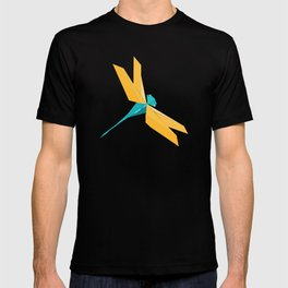 Origami Dragonfly T-shirt