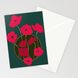 Flowers for Mom Stationery Cards