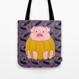 Pumpkin Waddles! Tote Bag