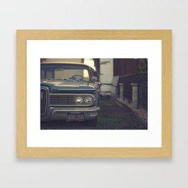 Edsel Framed Art Print