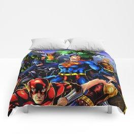 heroes all Comforters