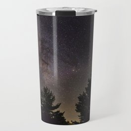 Milkyway at the mountains. Saggitarius Antares and Rho Ophiuchus Travel Mug