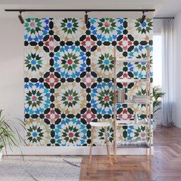 Oriental pattern Wall Mural