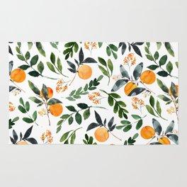 Orange Grove Rug