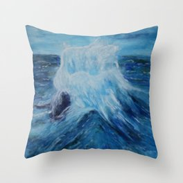 fate of tomorrow Throw Pillow