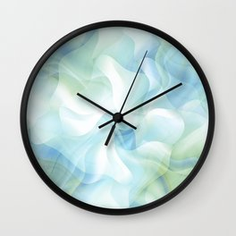 Pattern 2017 018 Wall Clock