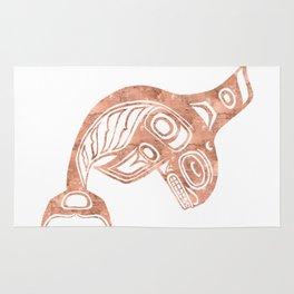 Copper Keét Rug