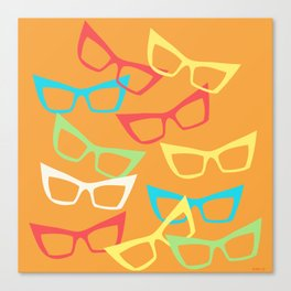 Becoming Spectacles Canvas Print