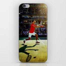 Novak Djokovic Tennis iPhone Skin
