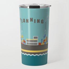 Planner Travel Mug