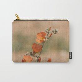 Desert Wildflower - 1 Carry-All Pouch