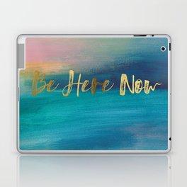 Be Here Now, Ocean Sunrise 4 Laptop & iPad Skin