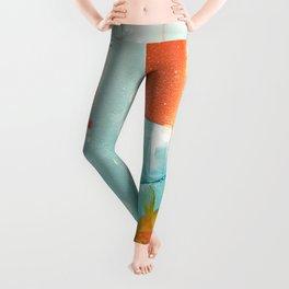 Ideas and Goldfish ... Leggings