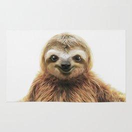 Young Sloth Rug