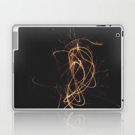 Light Streaks Laptop & iPad Skin