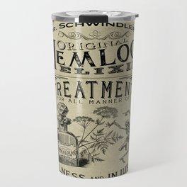 Dr. Schwindler's Original Hemlock Elixir Travel Mug