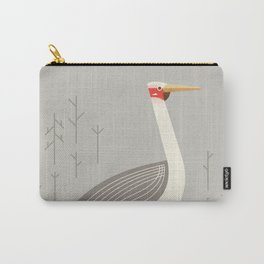 Brolga, Bird of Australia Carry-All Pouch
