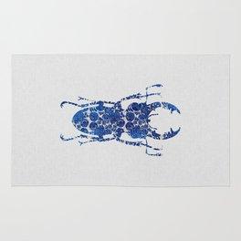 Blue Beetle III Rug