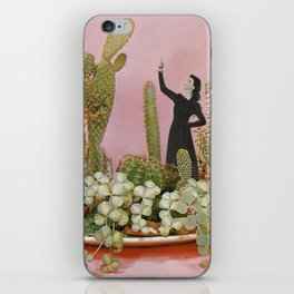 The Wonders of Cactus Island iPhone Skin