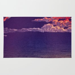 A Sunset for Hara Rug