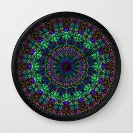 Mandala Sae Wall Clock