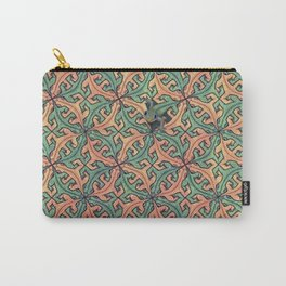 Escape Pattern Carry-All Pouch