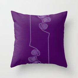 Celtic 2 Throw Pillow