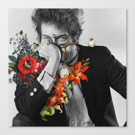 .Dylan's Bird Soul. Canvas Print