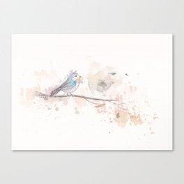 Bird II Canvas Print