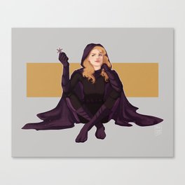Stephanie Brown: Spoiler Canvas Print
