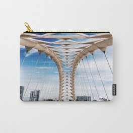 Humber Bay Park Bridge Carry-All Pouch