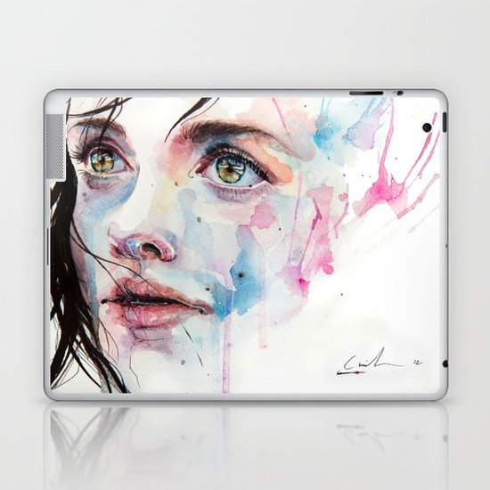 just one in a thousand Laptop & iPad Skin