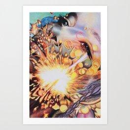 Ignite Art Print